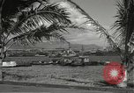 Image of dock installations Hawaii USA, 1945, second 57 stock footage video 65675061869