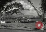 Image of dock installations Hawaii USA, 1945, second 58 stock footage video 65675061869