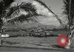 Image of dock installations Hawaii USA, 1945, second 59 stock footage video 65675061869