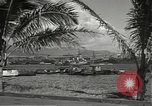 Image of dock installations Hawaii USA, 1945, second 61 stock footage video 65675061869