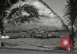 Image of dock installations Hawaii USA, 1945, second 62 stock footage video 65675061869