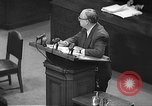 Image of war crimes trial Tokyo Japan, 1948, second 6 stock footage video 65675061884