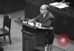 Image of war crimes trial Tokyo Japan, 1948, second 7 stock footage video 65675061884