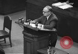 Image of war crimes trial Tokyo Japan, 1948, second 11 stock footage video 65675061884