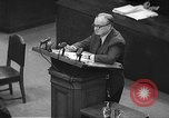 Image of war crimes trial Tokyo Japan, 1948, second 12 stock footage video 65675061884