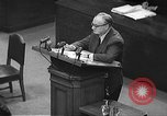 Image of war crimes trial Tokyo Japan, 1948, second 13 stock footage video 65675061884
