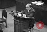 Image of war crimes trial Tokyo Japan, 1948, second 14 stock footage video 65675061884