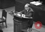Image of war crimes trial Tokyo Japan, 1948, second 15 stock footage video 65675061884
