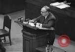 Image of war crimes trial Tokyo Japan, 1948, second 19 stock footage video 65675061884