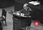 Image of war crimes trial Tokyo Japan, 1948, second 20 stock footage video 65675061884