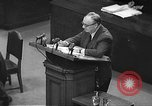 Image of war crimes trial Tokyo Japan, 1948, second 23 stock footage video 65675061884