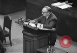 Image of war crimes trial Tokyo Japan, 1948, second 24 stock footage video 65675061884