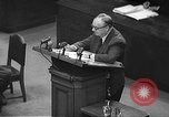 Image of war crimes trial Tokyo Japan, 1948, second 28 stock footage video 65675061884