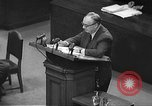 Image of war crimes trial Tokyo Japan, 1948, second 30 stock footage video 65675061884