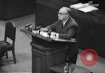 Image of war crimes trial Tokyo Japan, 1948, second 32 stock footage video 65675061884