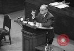 Image of war crimes trial Tokyo Japan, 1948, second 35 stock footage video 65675061884