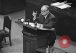 Image of war crimes trial Tokyo Japan, 1948, second 36 stock footage video 65675061884