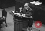 Image of war crimes trial Tokyo Japan, 1948, second 40 stock footage video 65675061884