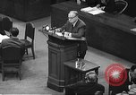 Image of war crimes trial Tokyo Japan, 1948, second 42 stock footage video 65675061884