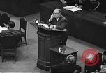 Image of war crimes trial Tokyo Japan, 1948, second 62 stock footage video 65675061884