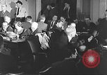 Image of meeting of Committee United States USA, 1945, second 26 stock footage video 65675061889