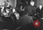 Image of meeting of Committee United States USA, 1945, second 27 stock footage video 65675061889
