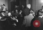 Image of meeting of Committee United States USA, 1945, second 29 stock footage video 65675061889