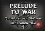 Image of prelude to war Western Europe, 1942, second 18 stock footage video 65675061897