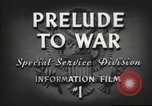Image of prelude to war Western Europe, 1942, second 19 stock footage video 65675061897