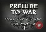 Image of prelude to war Western Europe, 1942, second 23 stock footage video 65675061897
