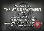 Image of prelude to war Western Europe, 1942, second 31 stock footage video 65675061897