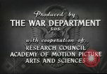 Image of prelude to war Western Europe, 1942, second 36 stock footage video 65675061897