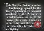 Image of prelude to war Western Europe, 1942, second 40 stock footage video 65675061897