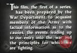 Image of prelude to war Western Europe, 1942, second 45 stock footage video 65675061897