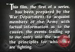 Image of prelude to war Western Europe, 1942, second 47 stock footage video 65675061897