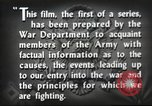 Image of prelude to war Western Europe, 1942, second 49 stock footage video 65675061897