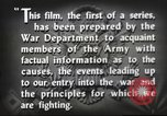 Image of prelude to war Western Europe, 1942, second 51 stock footage video 65675061897