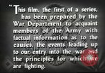 Image of prelude to war Western Europe, 1942, second 52 stock footage video 65675061897