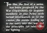 Image of prelude to war Western Europe, 1942, second 53 stock footage video 65675061897