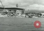 Image of Pearl Harbor attack Pearl Harbor Hawaii USA, 1941, second 6 stock footage video 65675061905