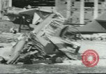 Image of Pearl Harbor attack Pearl Harbor Hawaii USA, 1941, second 22 stock footage video 65675061905