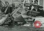 Image of Pearl Harbor attack Pearl Harbor Hawaii USA, 1941, second 30 stock footage video 65675061905