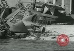 Image of Pearl Harbor attack Pearl Harbor Hawaii USA, 1941, second 32 stock footage video 65675061905