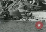 Image of Pearl Harbor attack Pearl Harbor Hawaii USA, 1941, second 33 stock footage video 65675061905