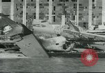Image of Pearl Harbor attack Pearl Harbor Hawaii USA, 1941, second 38 stock footage video 65675061905