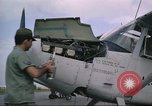 Image of O-1E Bird dog Da Nang Vietnam, 1966, second 30 stock footage video 65675061927