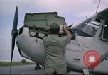 Image of O-1E Bird dog Da Nang Vietnam, 1966, second 32 stock footage video 65675061927