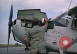 Image of O-1E Bird dog Da Nang Vietnam, 1966, second 33 stock footage video 65675061927