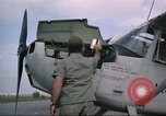 Image of O-1E Bird dog Da Nang Vietnam, 1966, second 35 stock footage video 65675061927