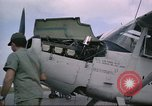 Image of O-1E Bird dog Da Nang Vietnam, 1966, second 36 stock footage video 65675061927